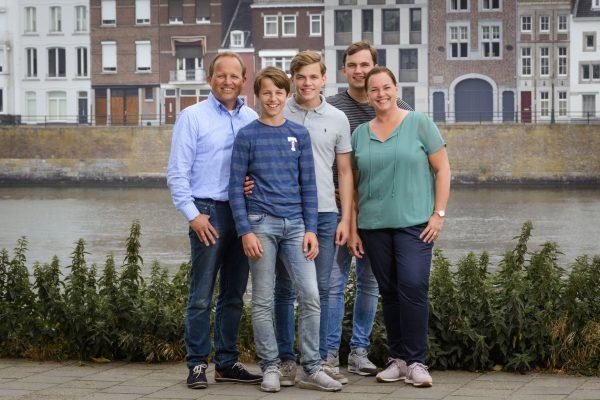 Familie portret, fotograaf Maastricht