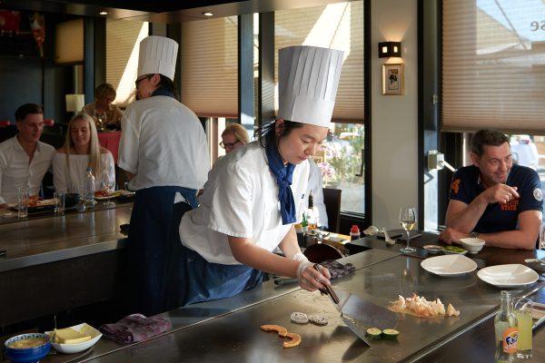 Bedrijfsfotografie - Restaurant Kobe Maastricht